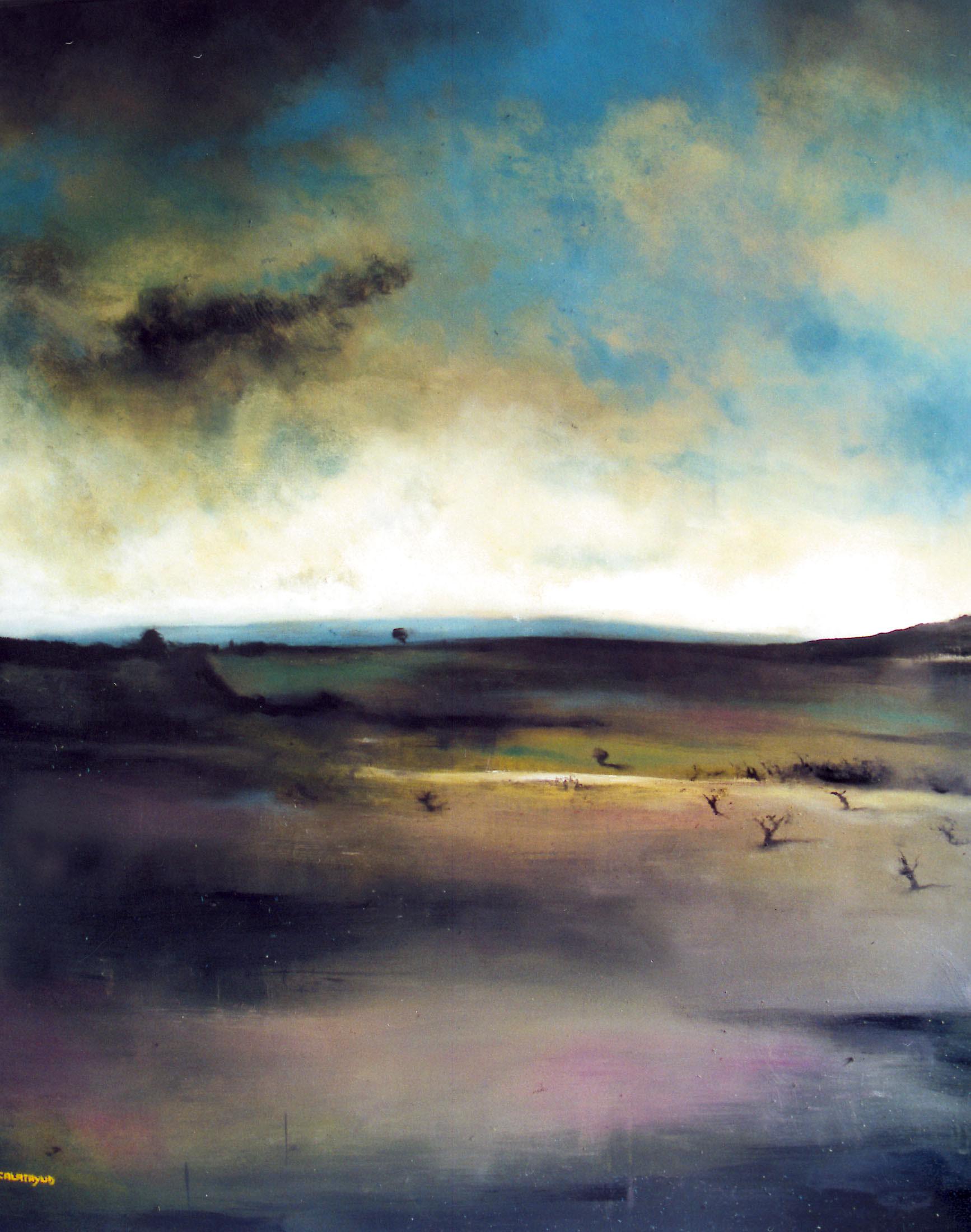 Site Des Artistes Peintres art today - website ivan calatayud, painter - oil painting